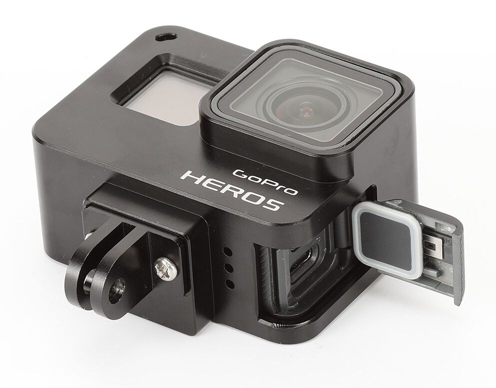 how to turn on gopro hero 5