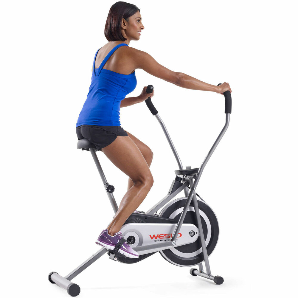 Exercise Upright Bike Indoor Stationary Bicycle Cardio ...