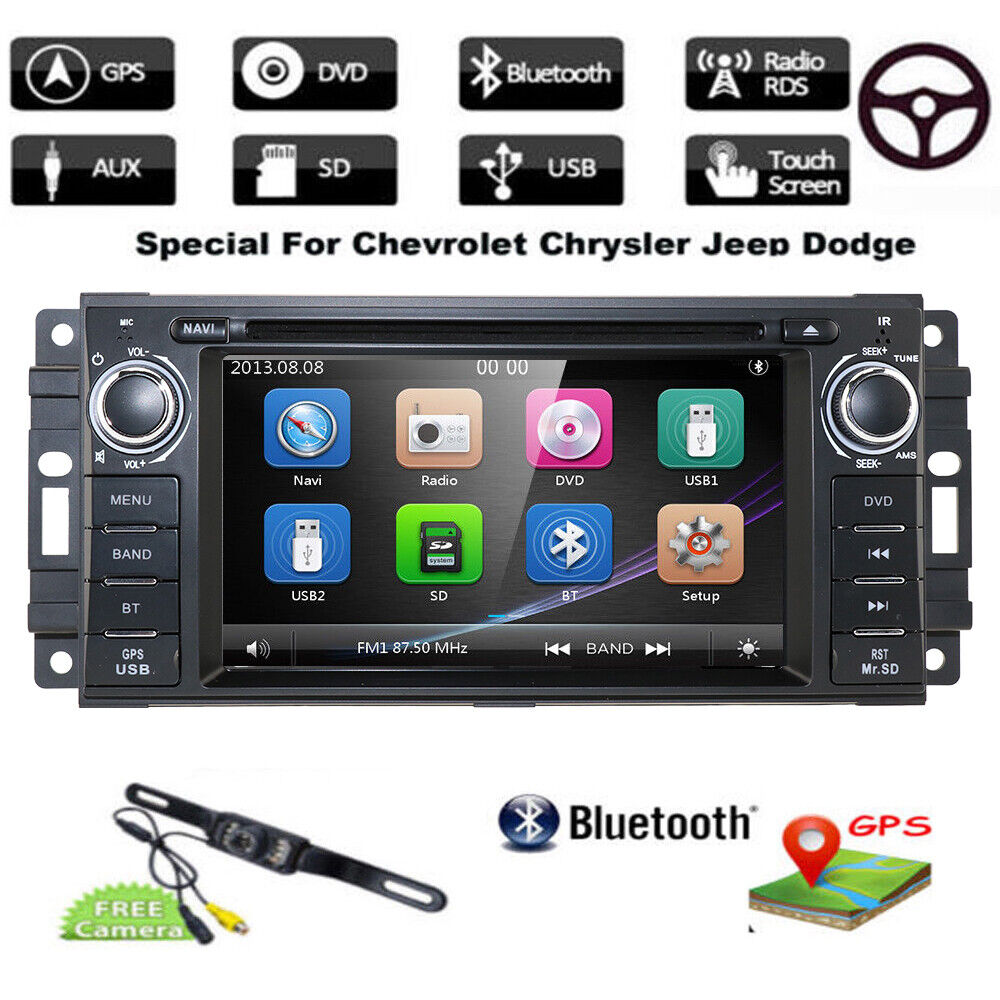 multimedia stereo car radio dvd player gps navigation for