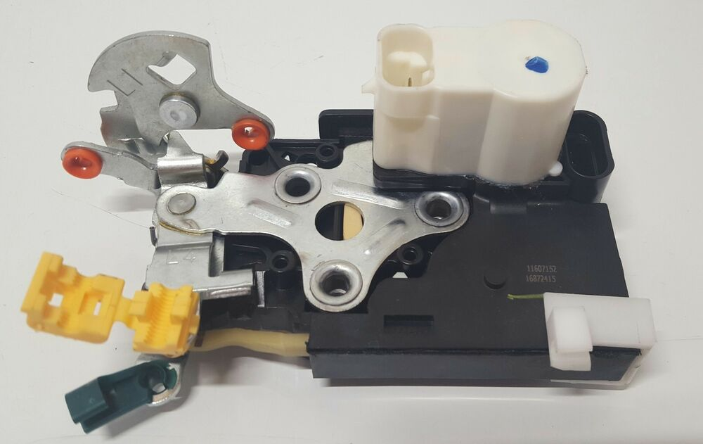 S L on Chevy Door Lock Actuator Motors