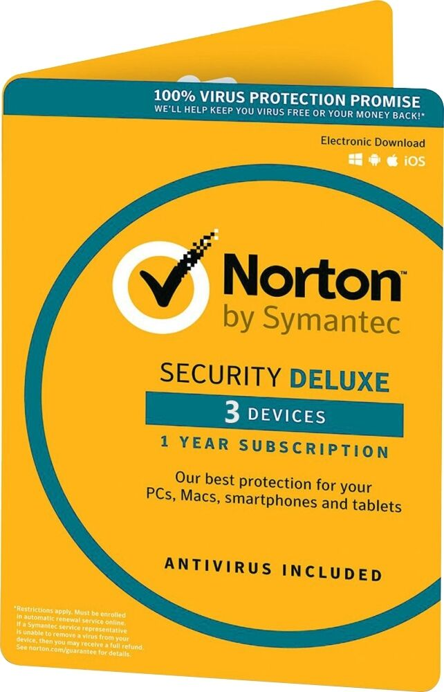 Easily upgrade from Norton AntiVirus or Norton Internet Security One single solution for all your devices: PC, Mac®, tablet, smartphone Add devices to your subscription as you need to.