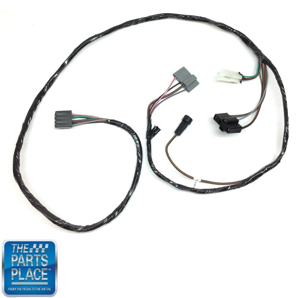 1965 65 pontiac gto lemans air conditioning wiring harness. Black Bedroom Furniture Sets. Home Design Ideas