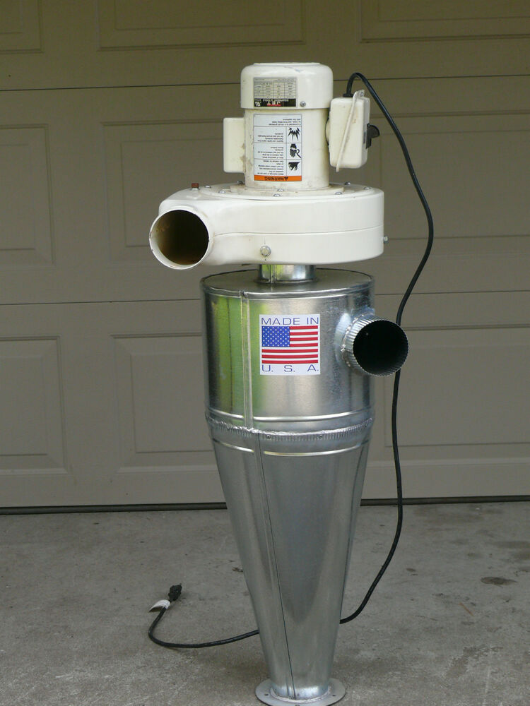 Cyclone Separator for Dust Collector with RIGHT HAND INLET | eBay