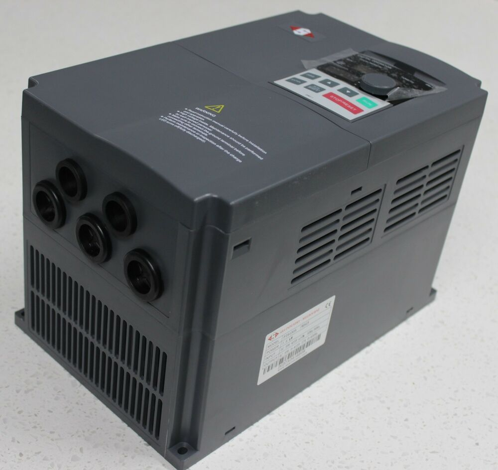 7 5 kw 10 hp three phase 415 volts vfd variable speed for Vfd for 7 5 hp motor