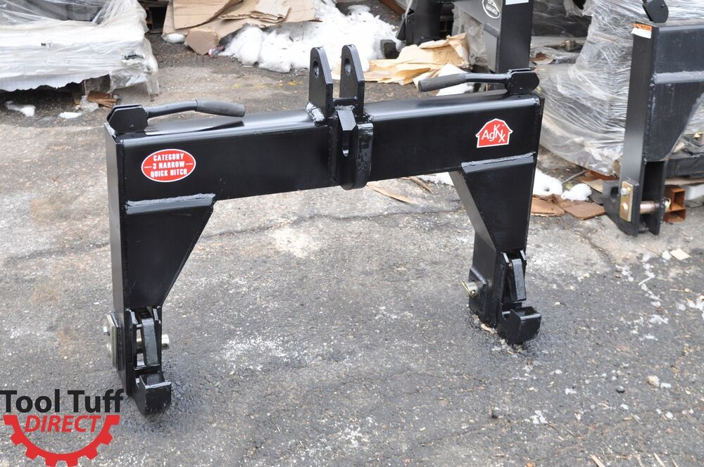 Category 0 Tractor Plow : Point quick hitch category narrow farm tractor