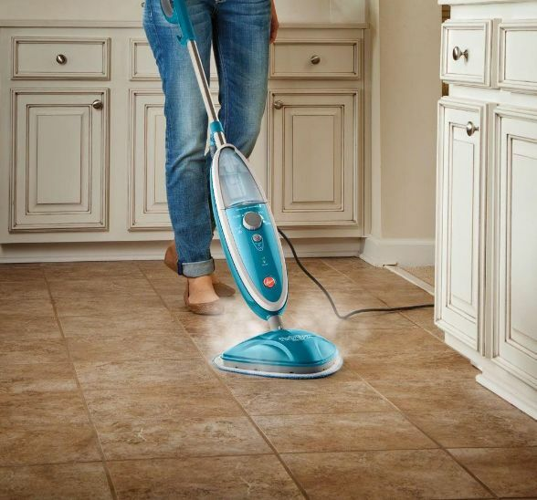 Hoover Steam Mop Twin Tank Hard Surface Floor Cleaner Wood
