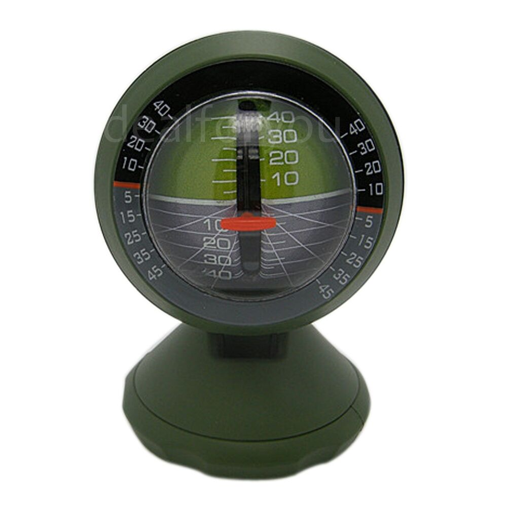 New Angle Slope Level Meter Finder Balancer For Car