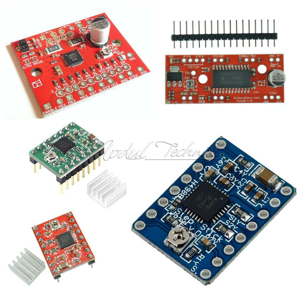 A3967 A4899 Easy Driver Stepper Motor Driver Board Driver For ...
