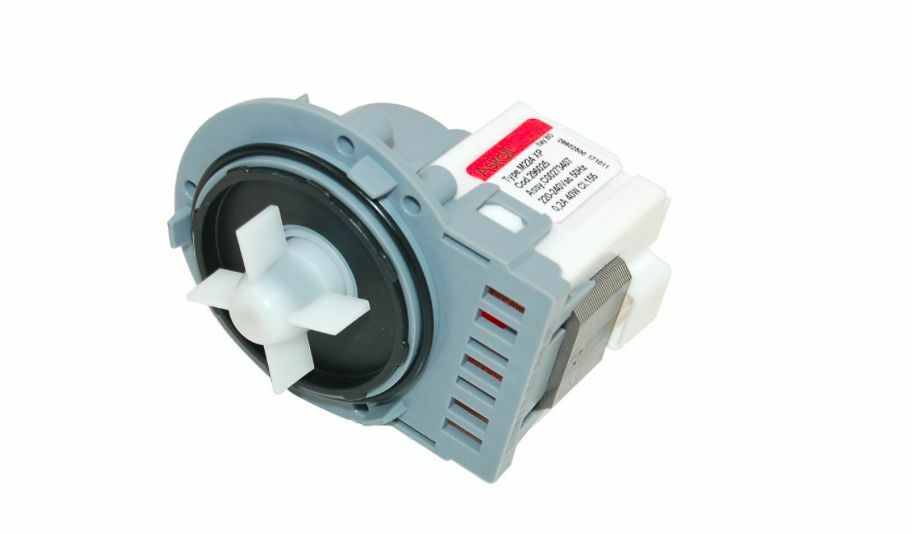 lg washing machine water drain pump motor wd10020d