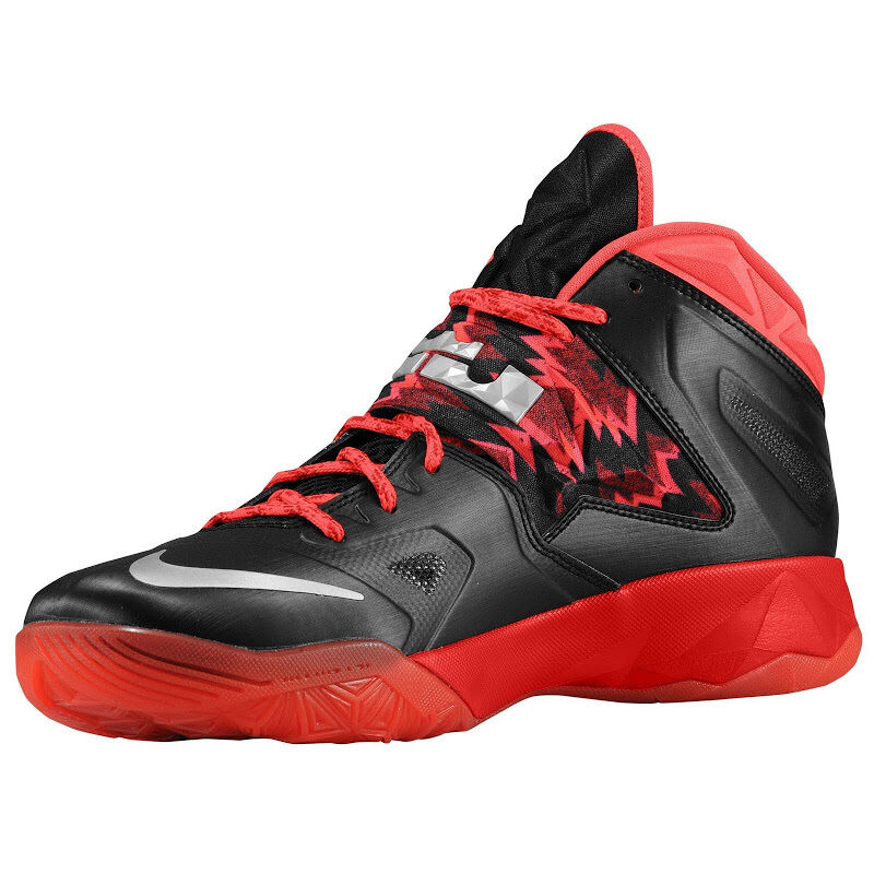 dd275321aa6 Details about NIKE LEBRON ZOOM SOLDIER VII PP SIZE  11.0 BASKETBALL 609679  005 NEW AUTHENTIC