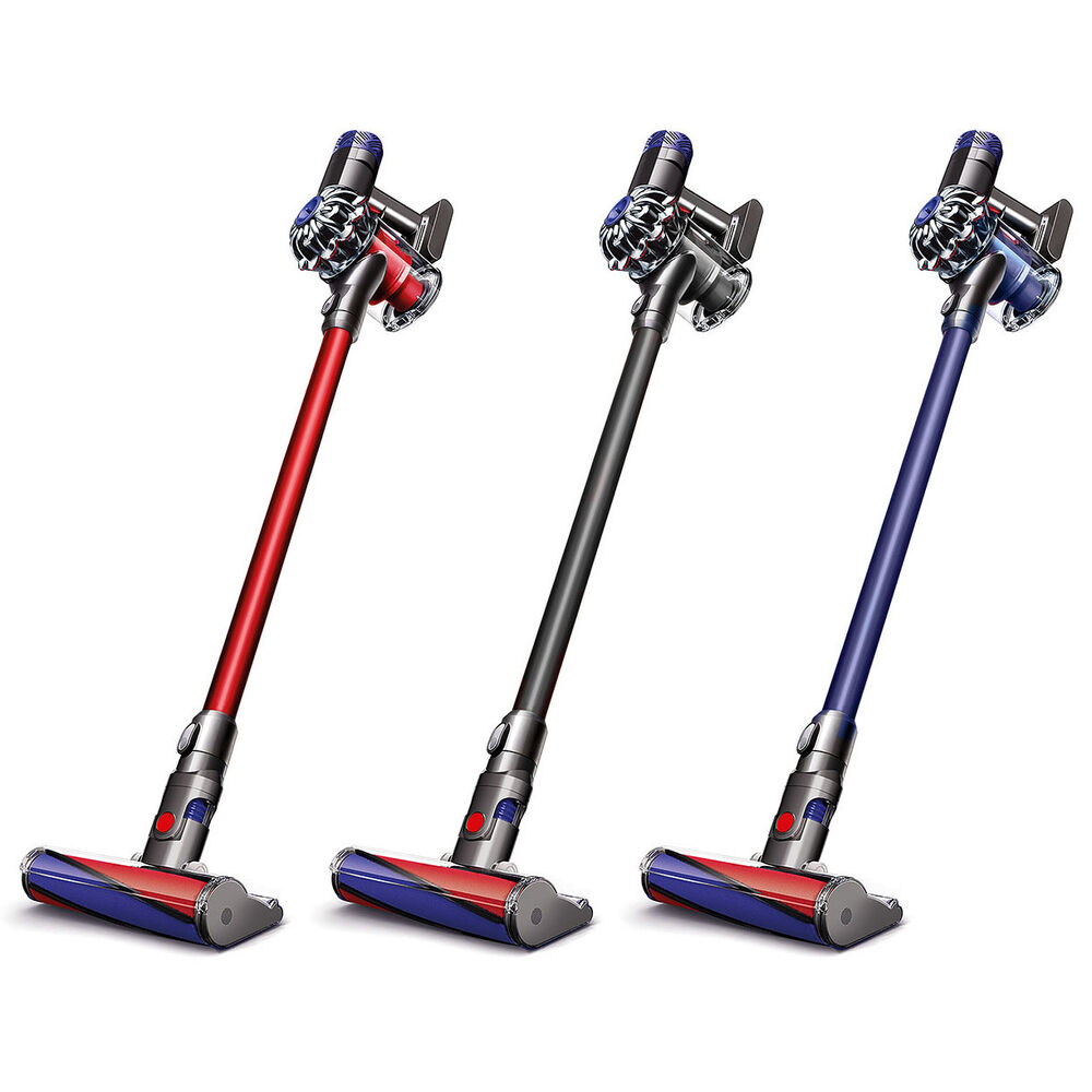 dyson sv09 v6 absolute cordless vacuum 3 colors. Black Bedroom Furniture Sets. Home Design Ideas