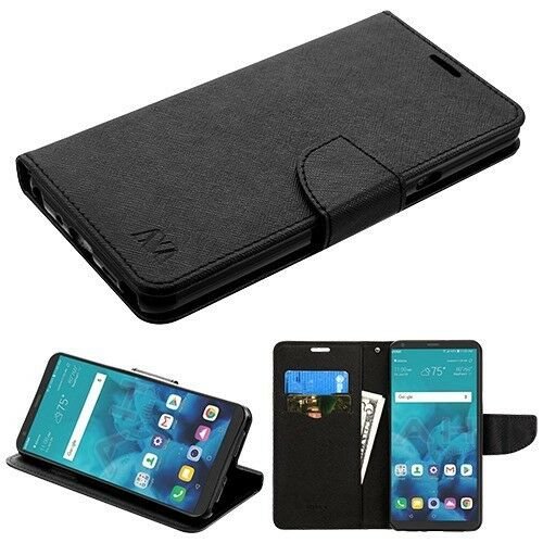 For LG G Stylo 2 PLUS Phone Leather Wallet Case Cover