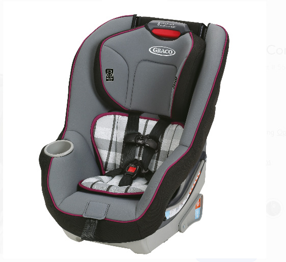 Graco Contender 65 Convertible Car Seat Baby Safety Infant