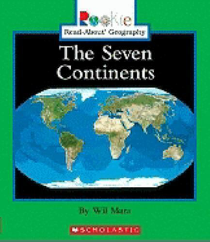 The Seven Continents (Turtleback School & Library Binding