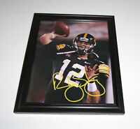 Iowa RICKY STANZI Signed Auto FRAMED 8x10 Photo COA!
