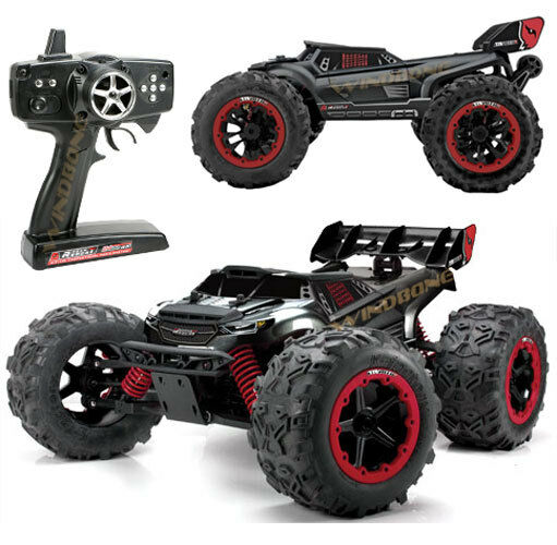 team redcat tr mt8e 1 8 scale xl rc monster truck truggy. Black Bedroom Furniture Sets. Home Design Ideas