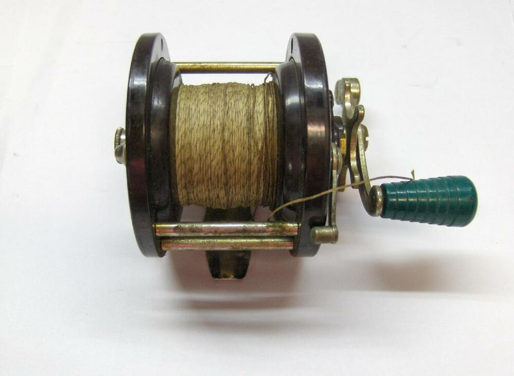 Vintage penn del mar no 85 fishing reel sea boy reel ebay for Ebay fishing reels