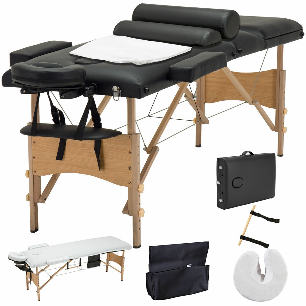 Long bed facial massage sheet spa table can not