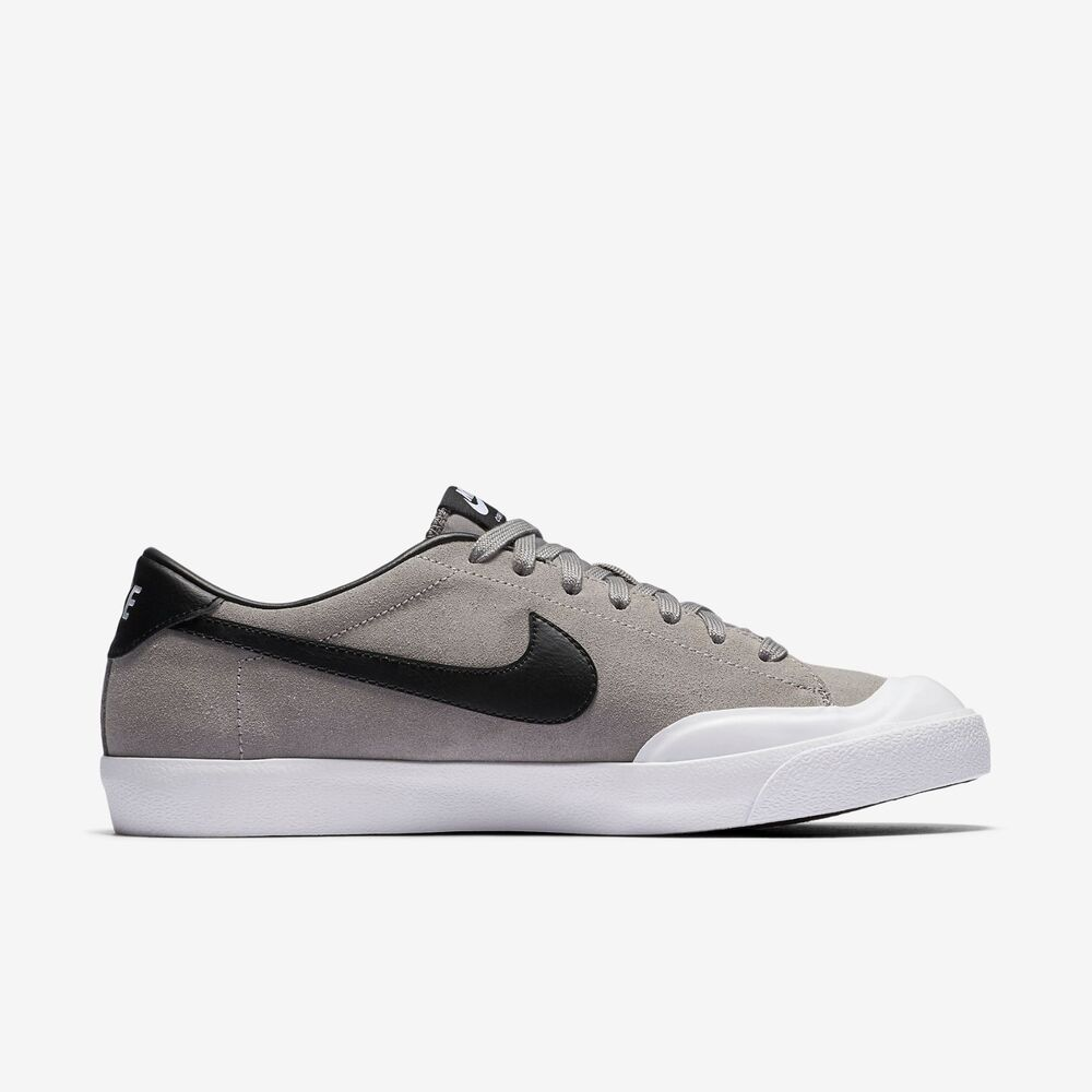 new arrival 1e4e1 bd28f Details about Nike SB Zoom All Court CK Shoes in DustBlackWhite - 8 10.5  11 NWT 806306-002