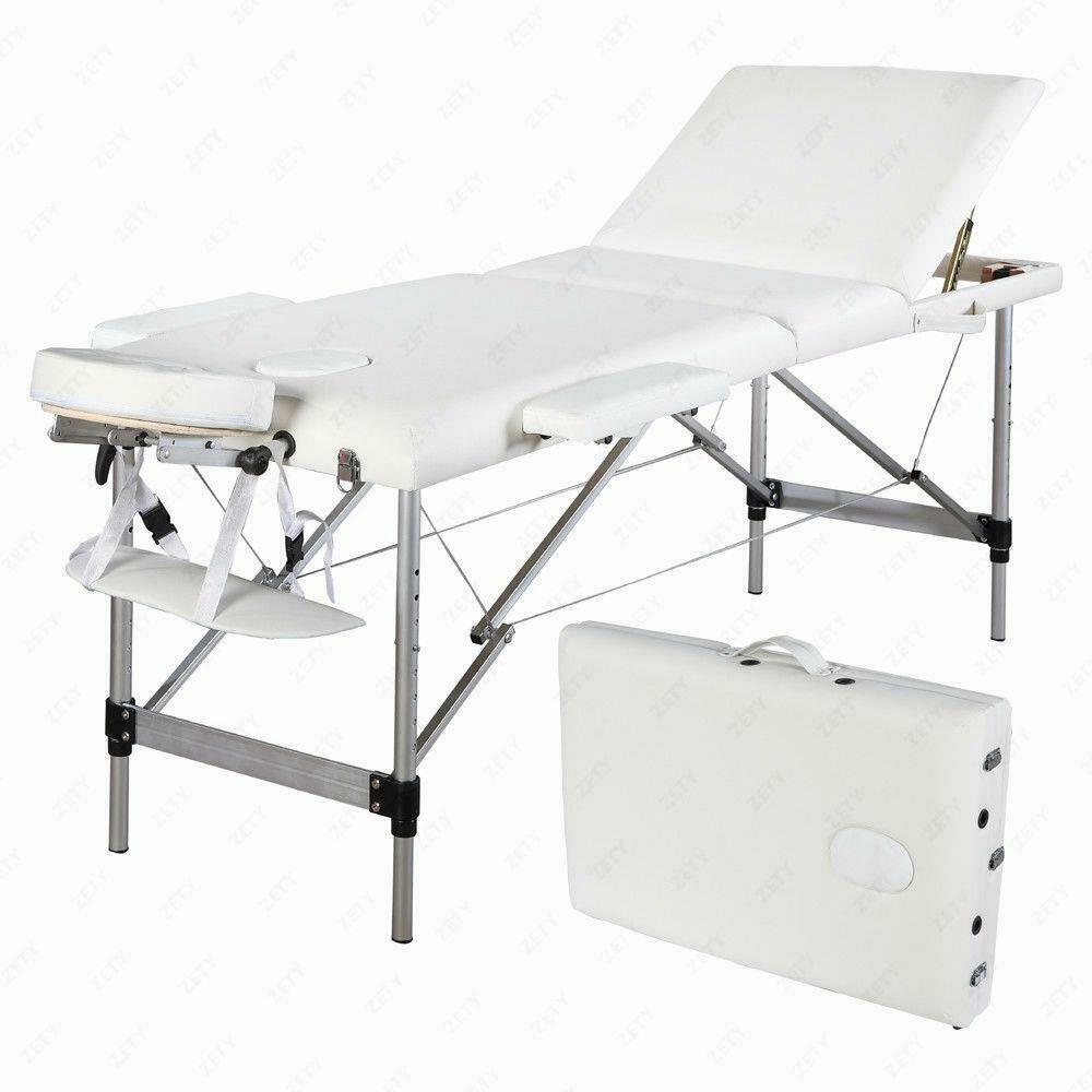 Portable Massage Table Prices Portable Solar Power Station Uk Portable Outdoor Kitchen Uk 4tb Portable Hdd Price In Bangladesh: Aluminum 3 Fold Portable Massage Table Facial SPA Bed
