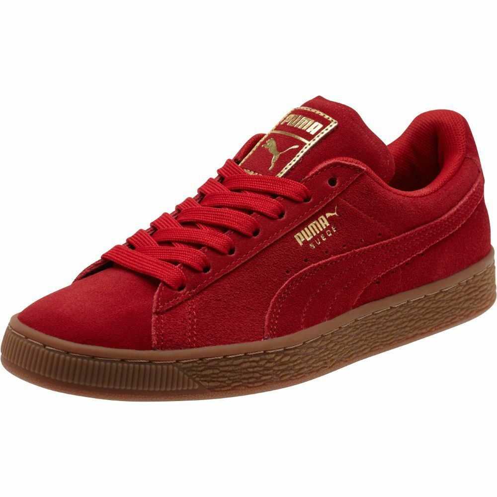 puma suede classic gold women s sneakers ebay. Black Bedroom Furniture Sets. Home Design Ideas
