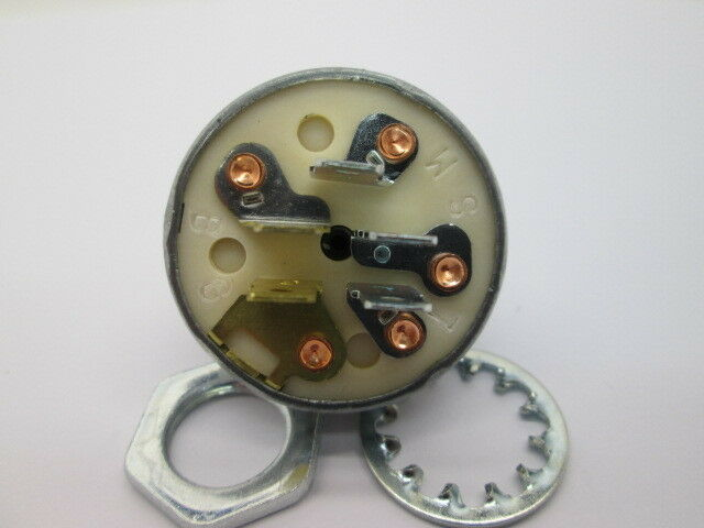 5 Prong Ignition Switch Diagram : Oem toro ignition switch prong part no keys ebay