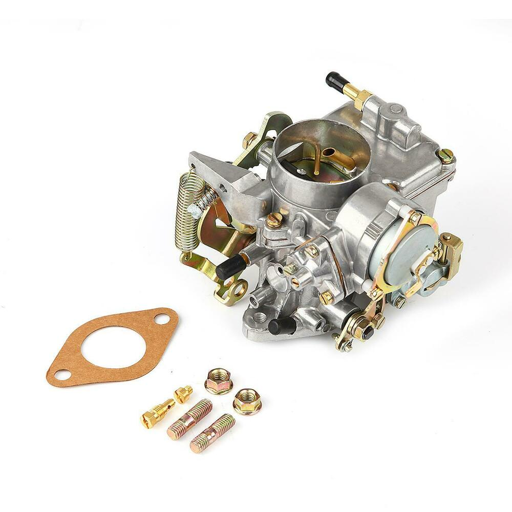 new vw beetle 34 pict 3 dual port carburetor carb air ... vw bug alternator wiring vw bug carb wiring #13