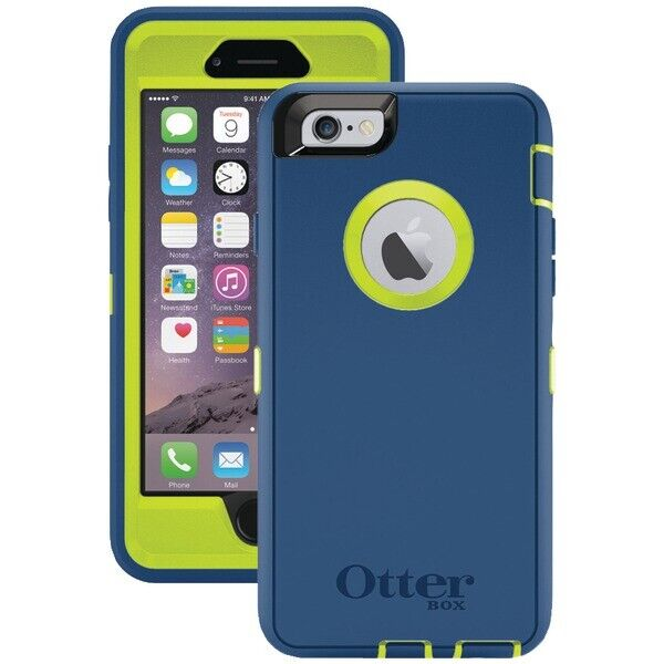 otterbox defender iphone 6 otterbox defender for iphone 6 6s electric indigo 15805