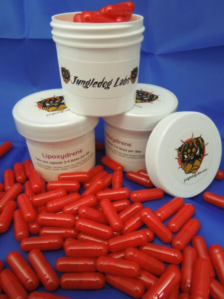 Lipoxydrene - Hunger & Appetite Suppressant - NO JITTERS! NO ANXIETY! Diet Pill!