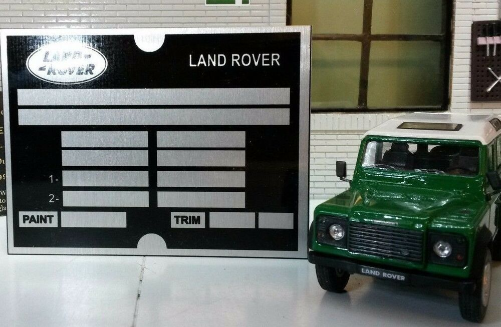 Land Range Rover Classic Defender Discovery 2 Chassis