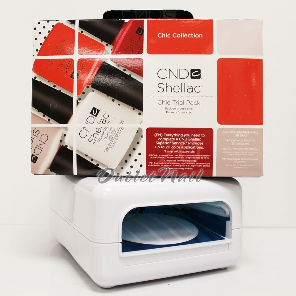 Cnd Shellac Light Official Uv Lamp Use W Cnd Shellac