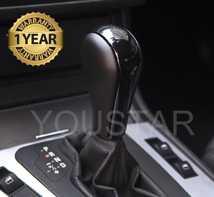 ship from usa gloss piano black automatic shift knob for. Black Bedroom Furniture Sets. Home Design Ideas