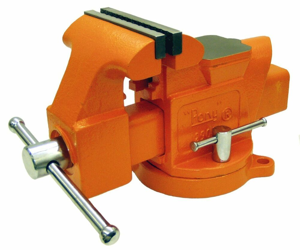 Pony Jorgensen 6 Inch 6 Quot Heavy Duty Workshop Bench Vise
