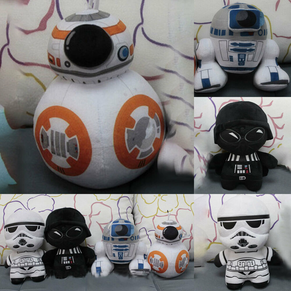 Best Star Wars Toys And Gifts : Quot star wars force awakens kids soft plush toy darth vader