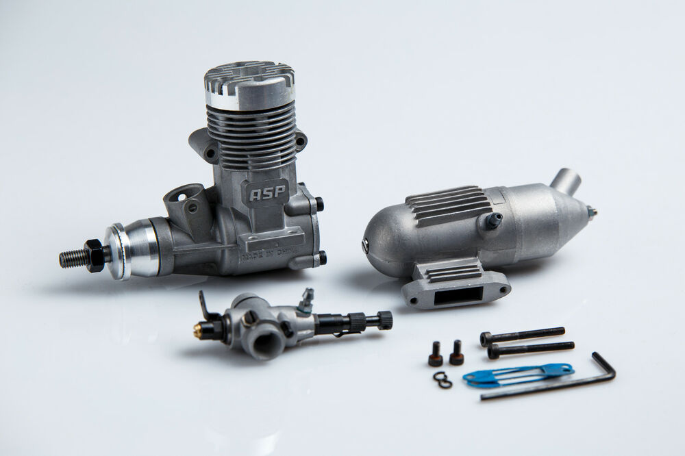 Details About ASP 28A 2 STROKE GLOW ENGINE RC
