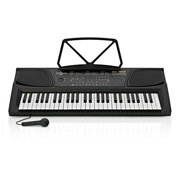 1000 Images About Keyboards On Pinterest: MK-1000 54-Key Portable Keyboard By Gear4music