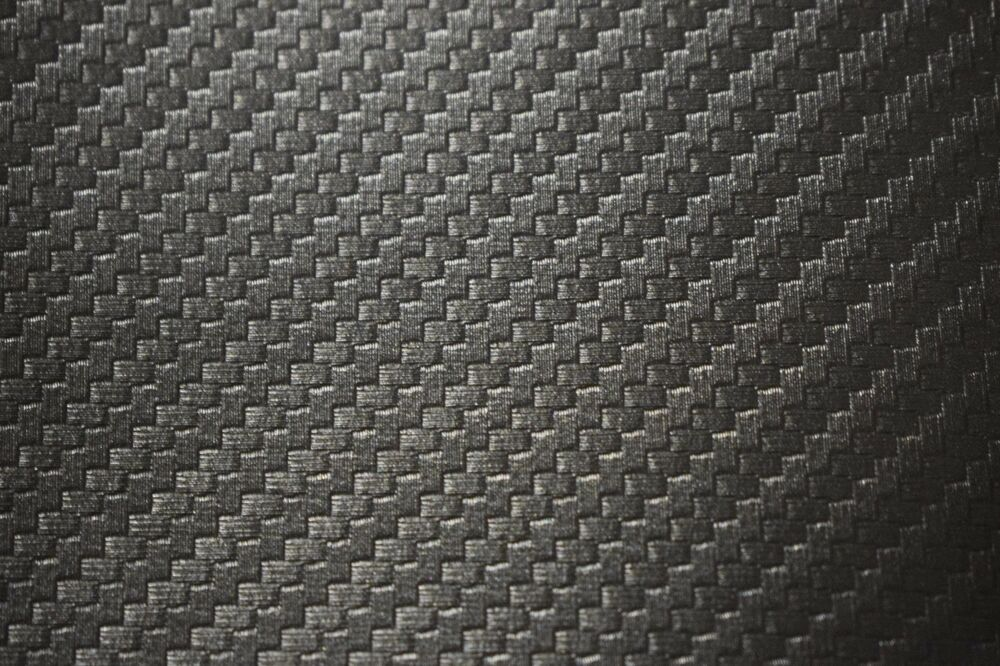 dk grey carbon fiber marine outdoor auto fabric boat upholstery 54 w vinyl bty ebay. Black Bedroom Furniture Sets. Home Design Ideas
