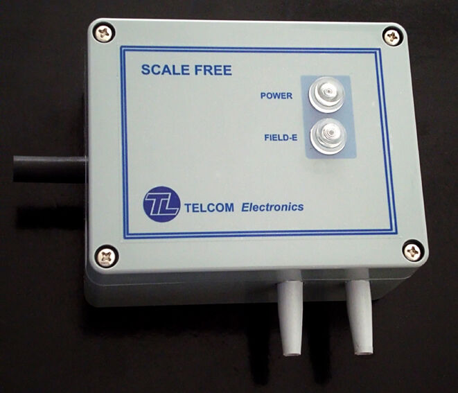 Electronic Water Treatment Product : Electronic hard water treatment salt scale deposits