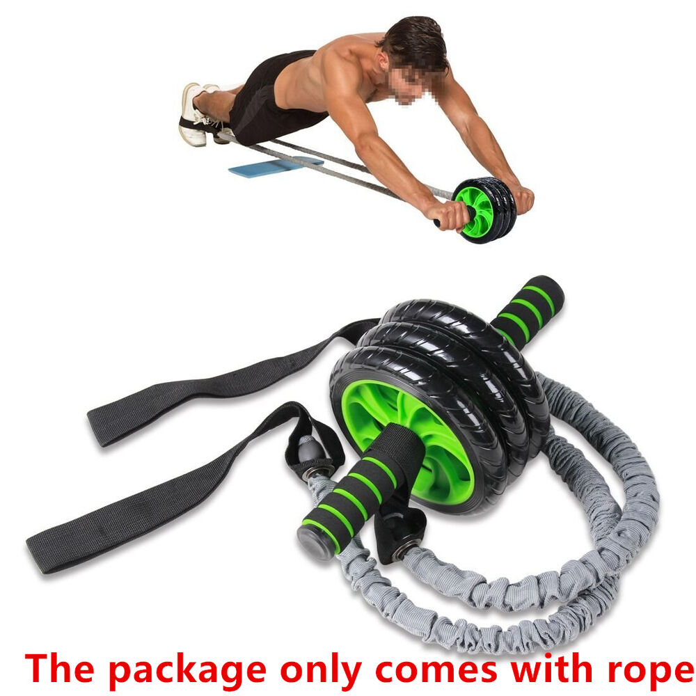Fitness Equipment Tube Workout Exercise Elastic Resistance ...