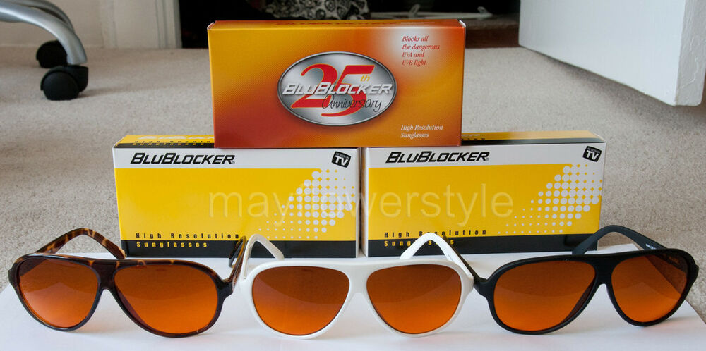 1d7effc825 Details about Blublocker Sunglasses from