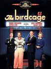 The Birdcage (DVD, 1997, Standard and Letterbox)