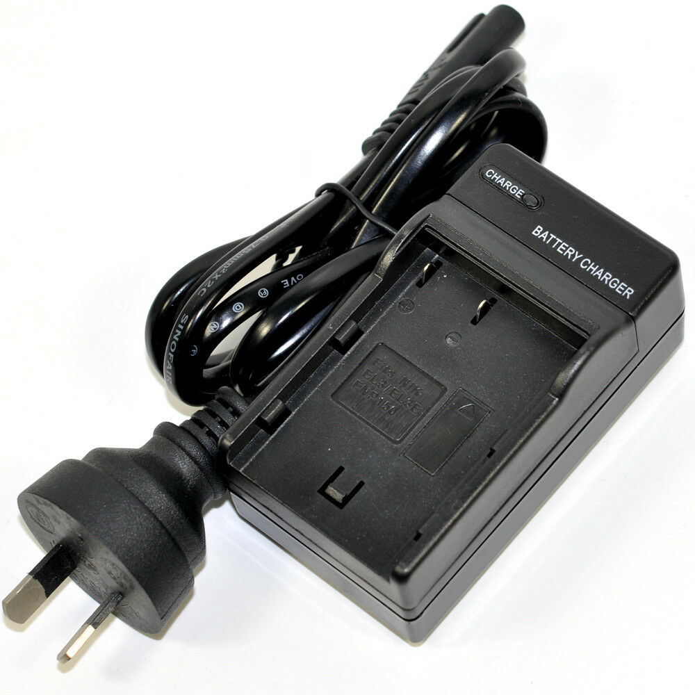 Battery Charger For Nikon En El3e D80 D90 D100 D200 D300
