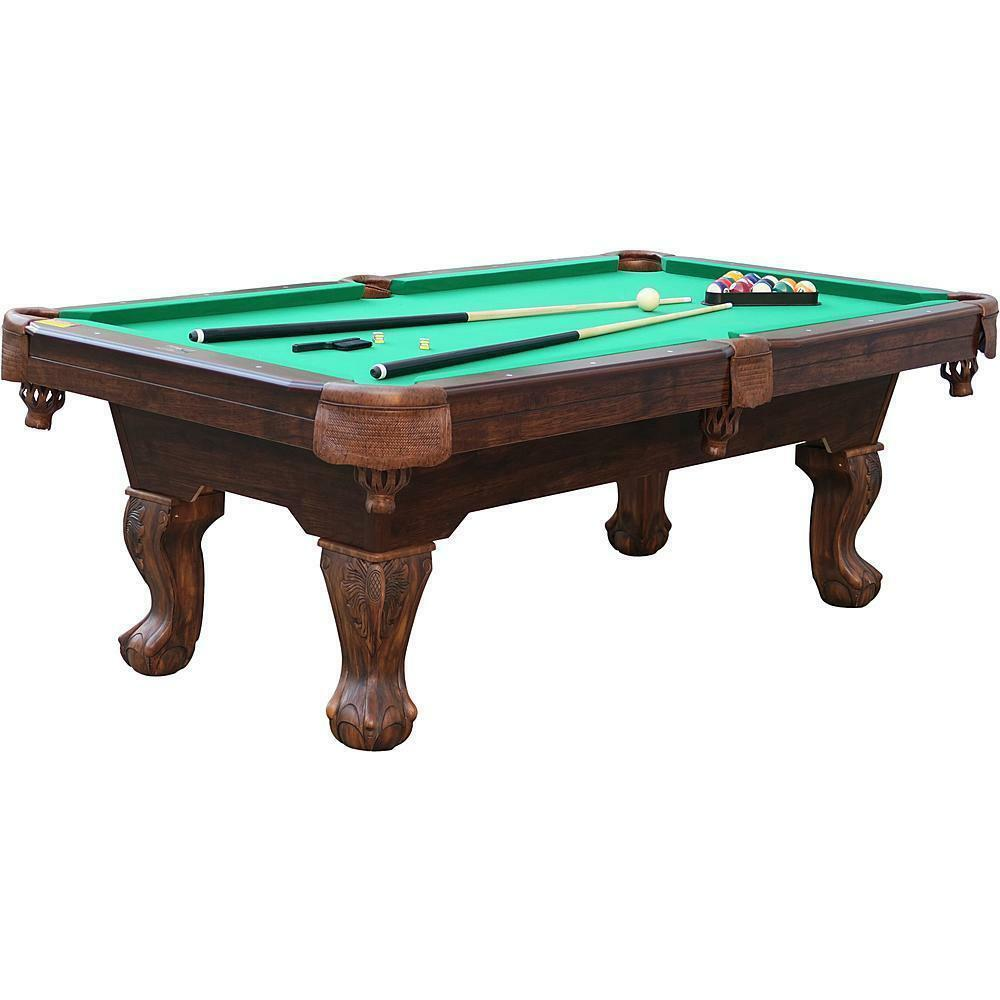 Billiard pool table 7 5 39 89 sportcraft springdale scratch - Pool table images ...