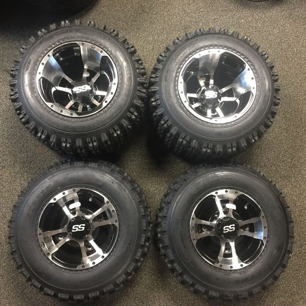 Yamaha Warrior Wheels And Tires