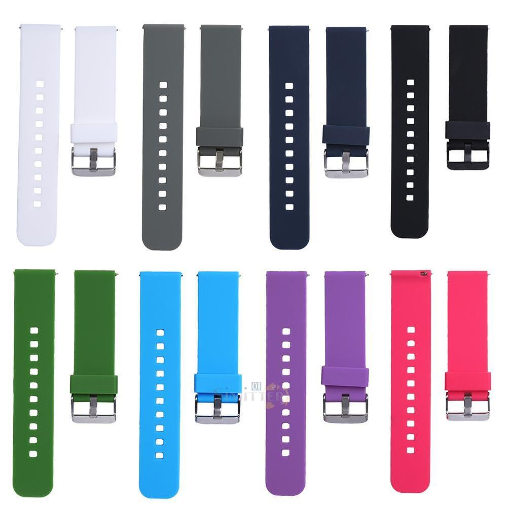 Replacement Silicone Watch Band Strap for Samsung Galaxy ...