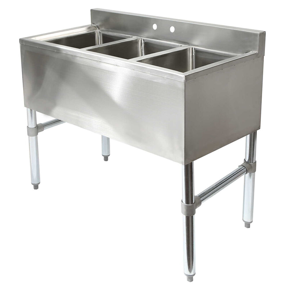 commercial stainless steel kitchen sinks three compartment kitchen sink stainless 8293