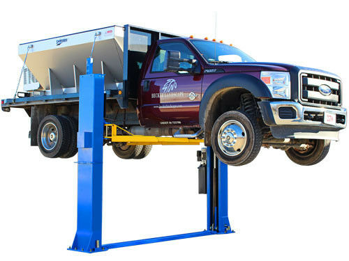 10000 Lb Car Lift >> Atlas BP12000 12,000 LB. 2 Post Baseplate Auto Car Truck Lift Hoist | eBay