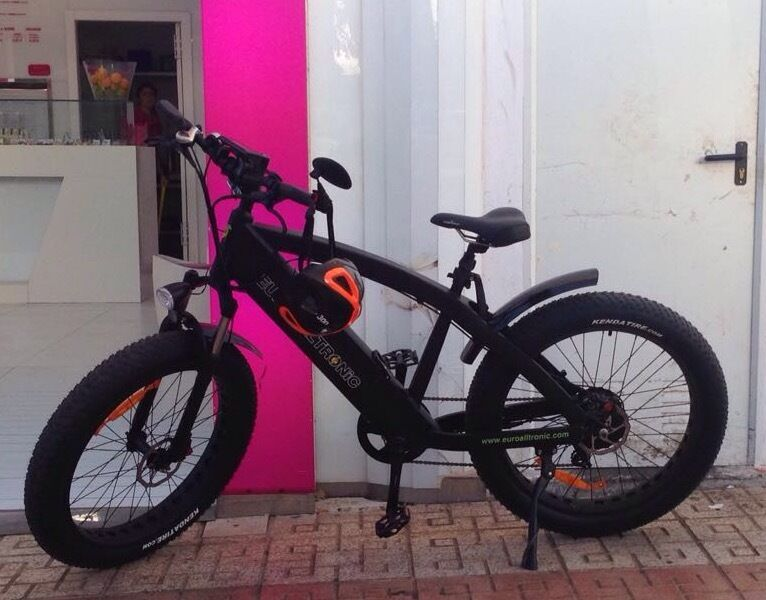 e a t e fatbike elektro fahrrad fatbike mountain ebike. Black Bedroom Furniture Sets. Home Design Ideas