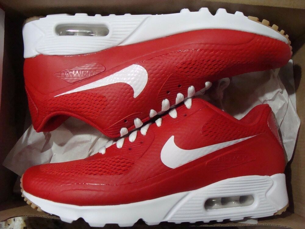 High Quality Nike Air Max 90 Ultra Essential 819474-601 Men's Running Shoes (Size 15)