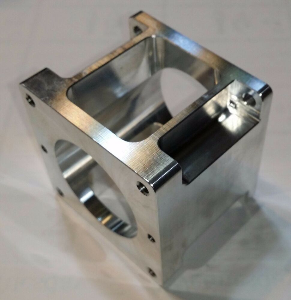 Nema 23 Stepper Motor Mount Cnc Mill Lathe Router